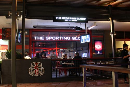 The Sporting Globe Bar amp Grill - Accommodation Port Macquarie
