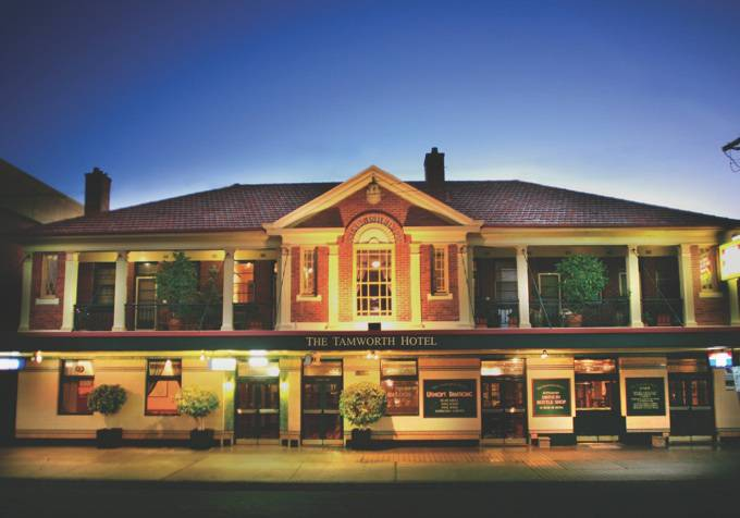 Tom Price Hotel - Accommodation Port Macquarie