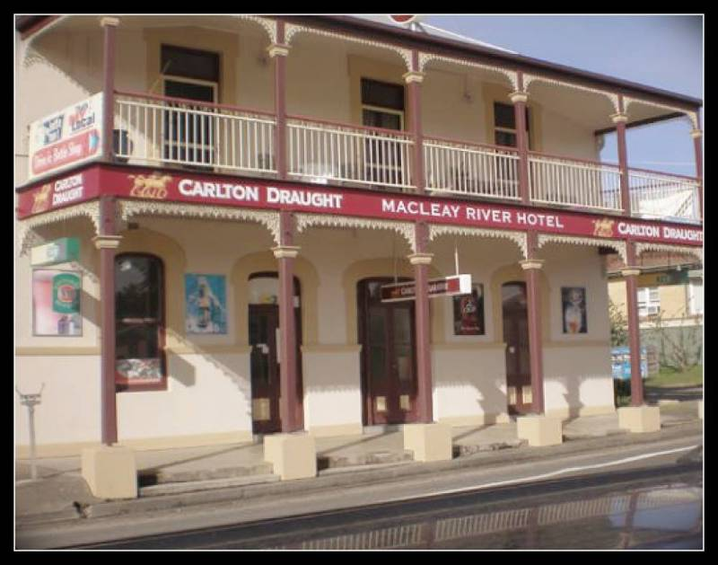 Macleay River Hotel - Accommodation Port Macquarie