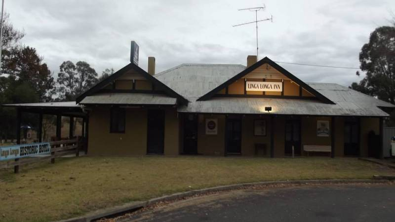 Linga Longa Inn - Accommodation Port Macquarie