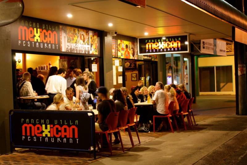 Pancho Villa Mexican Restaurant - Accommodation Port Macquarie