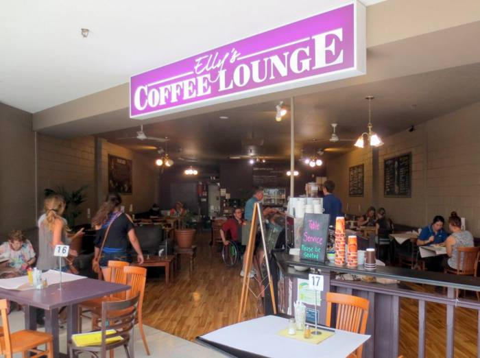 Ellys Coffee Lounge - Accommodation Port Macquarie