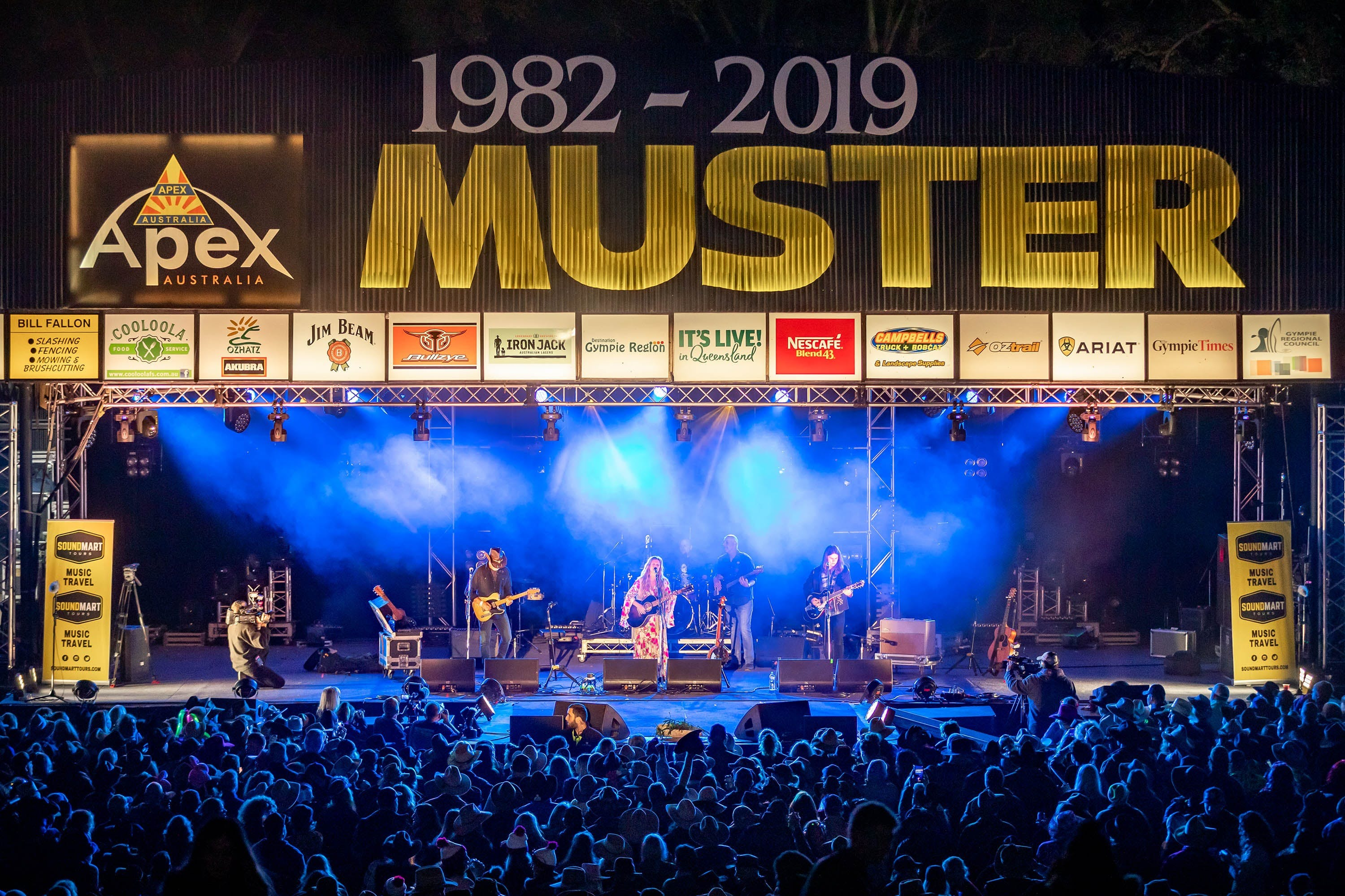Gympie Music Muster - Accommodation Port Macquarie