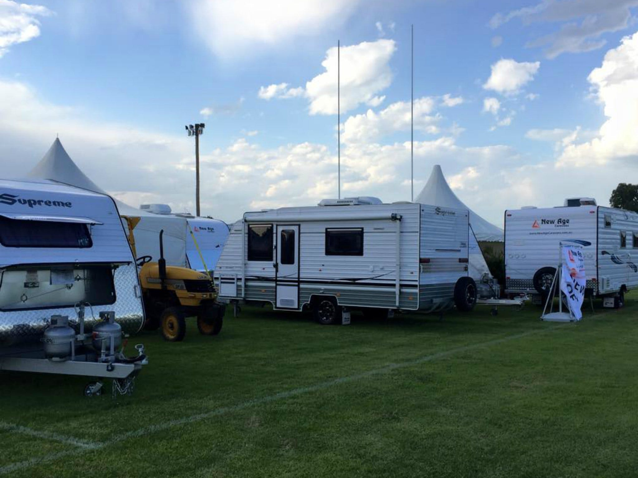 Northern Inland 4x4 Fishing Caravan and Camping Expo - Accommodation Port Macquarie