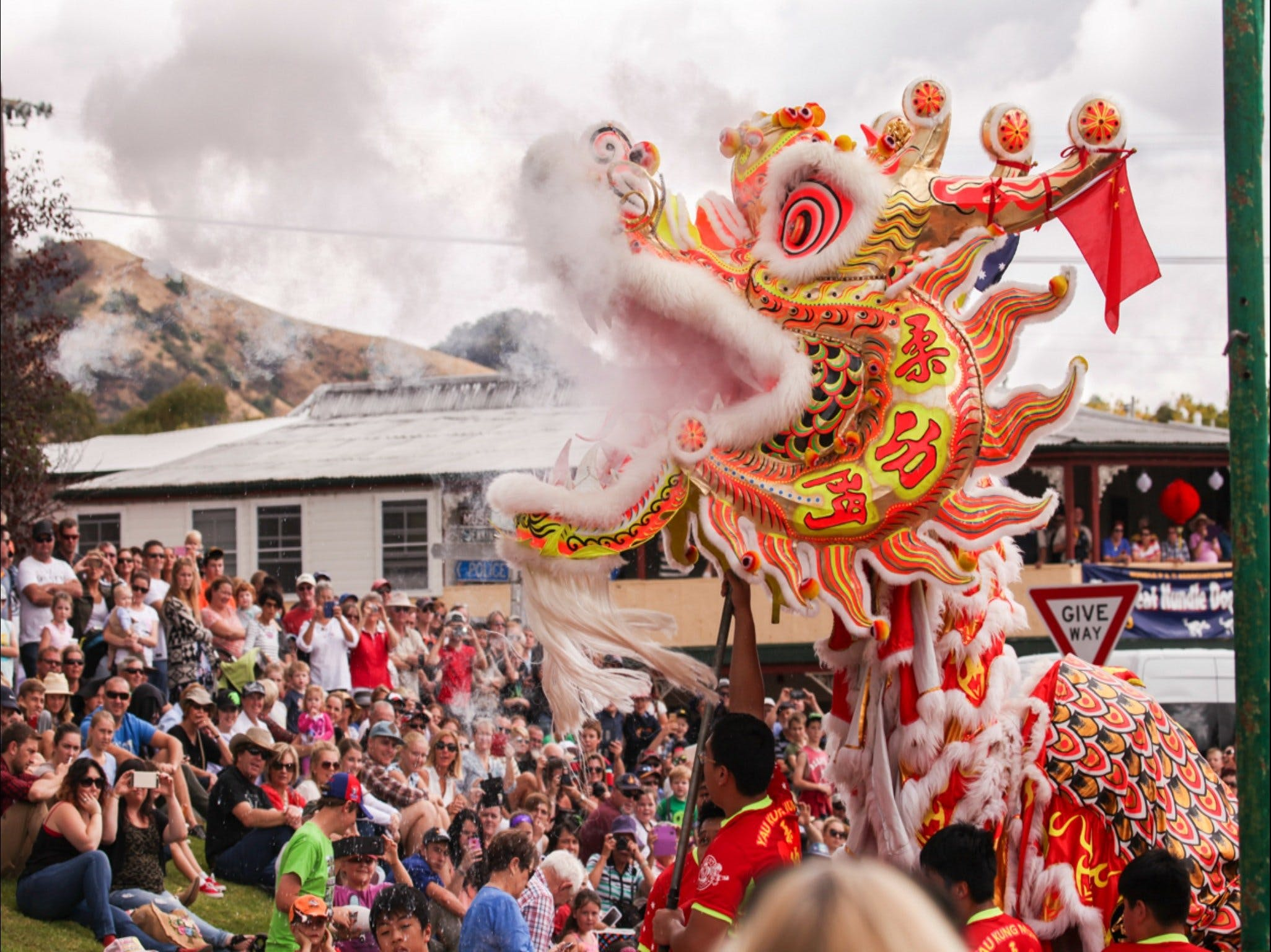Nundle Go For Gold Chinese Easter Festival - Accommodation Port Macquarie