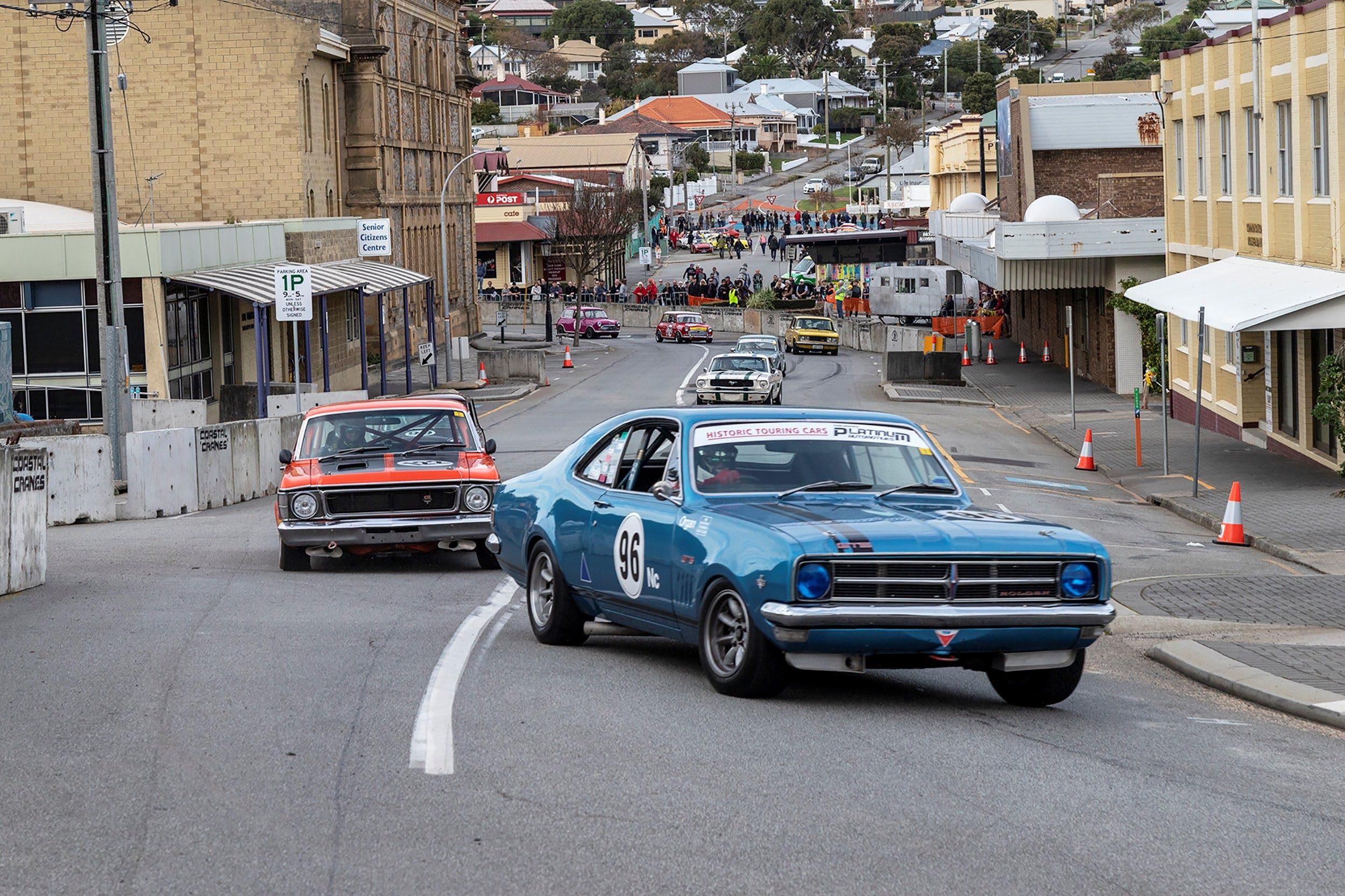 Albany Classic Motor Event - Around the Houses - Accommodation Port Macquarie