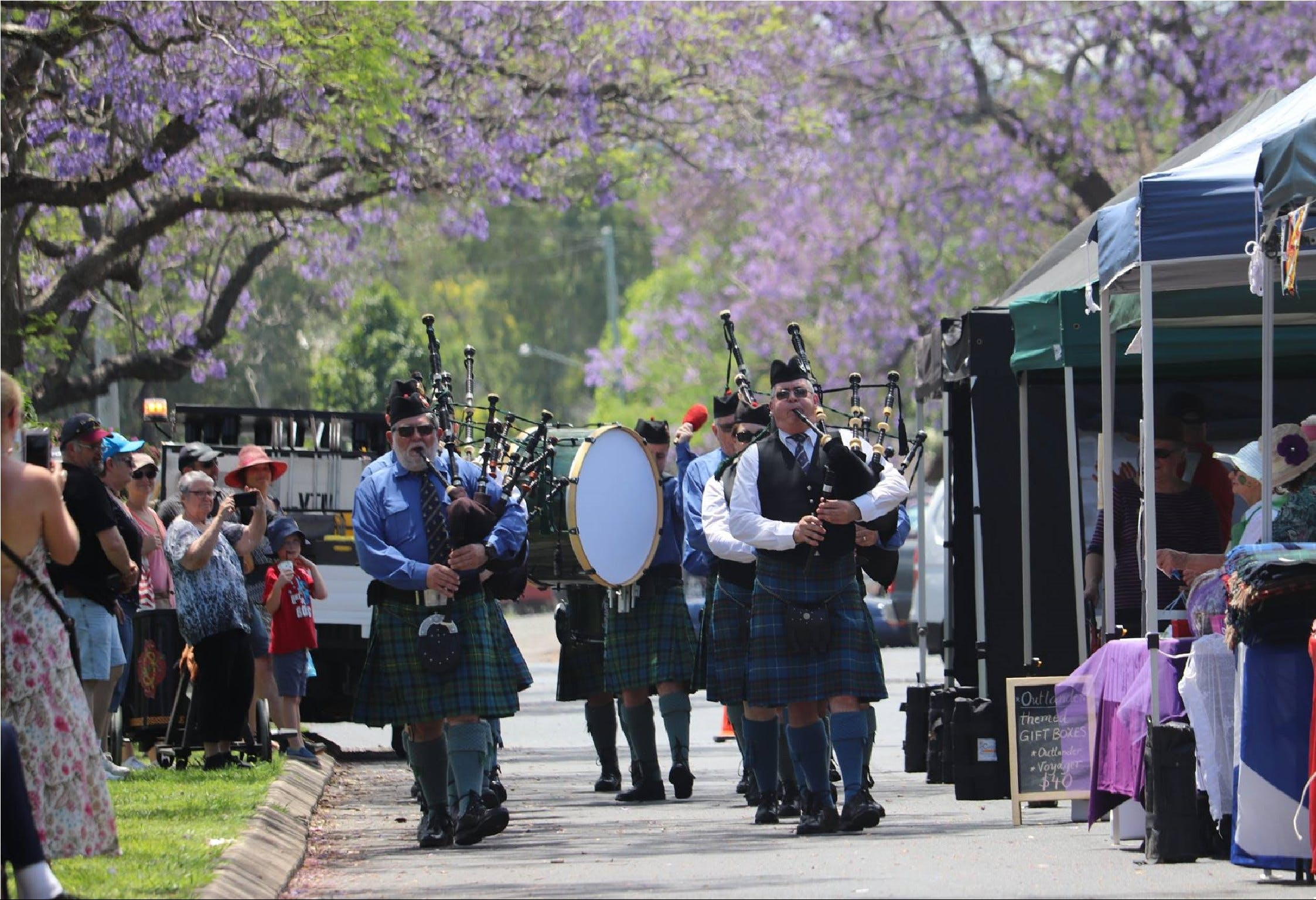Celtic Festival of Queensland - Accommodation Port Macquarie