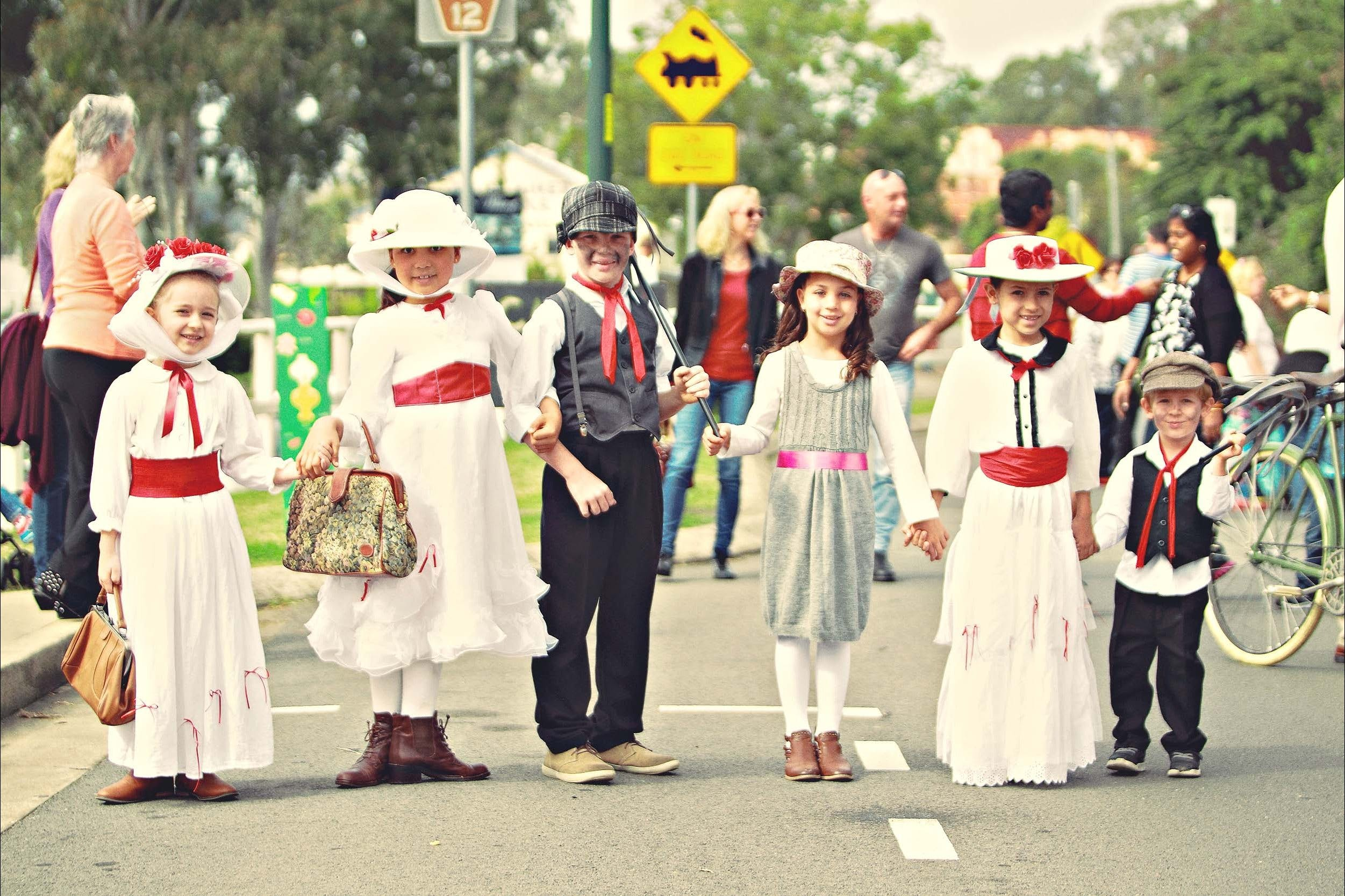 Mary Poppins Festival - Accommodation Port Macquarie