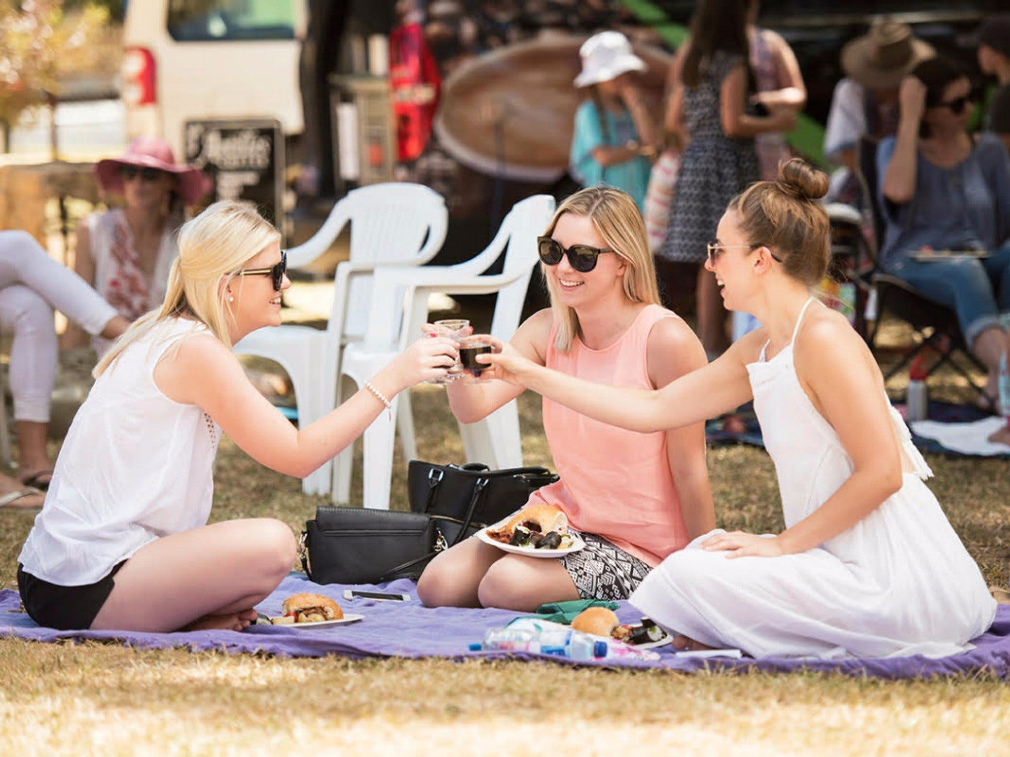 Nundle Country Picnic - Accommodation Port Macquarie