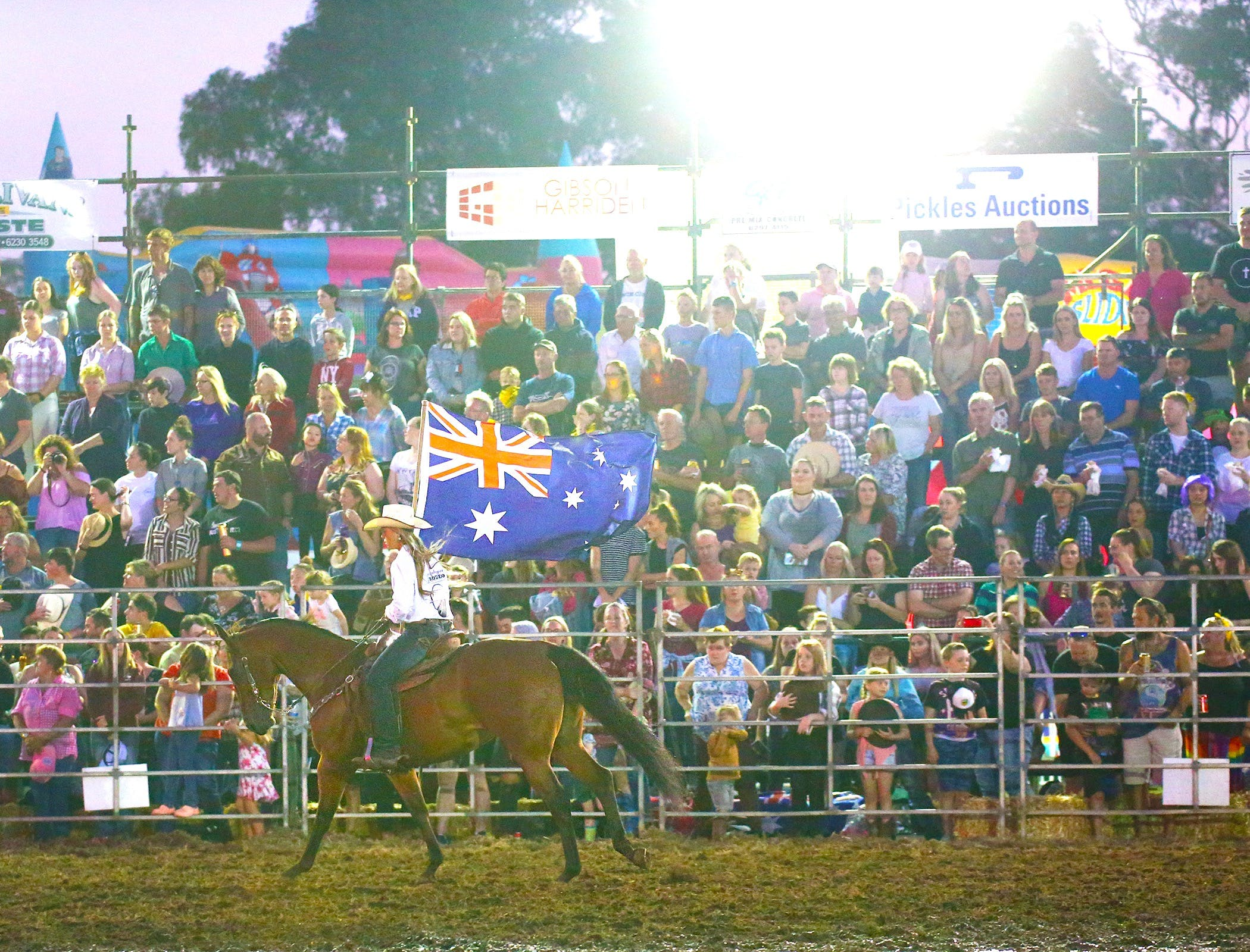 Patches Asphalt Queanbeyan Rodeo - Accommodation Port Macquarie