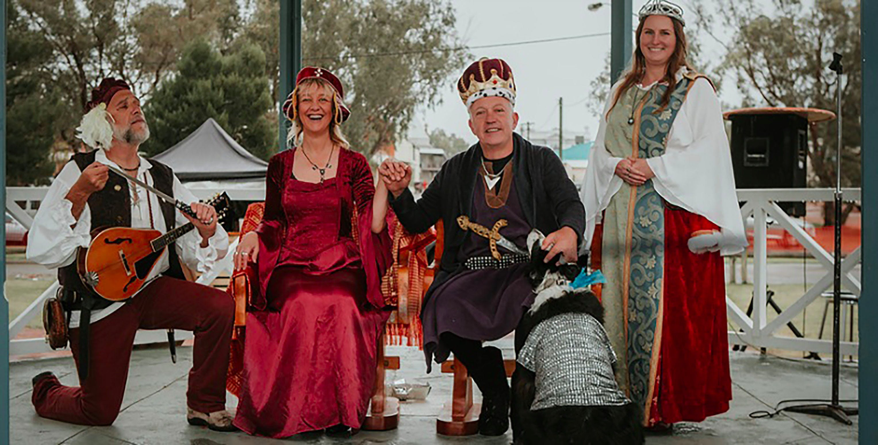 York Medieval Fayre - Accommodation Port Macquarie