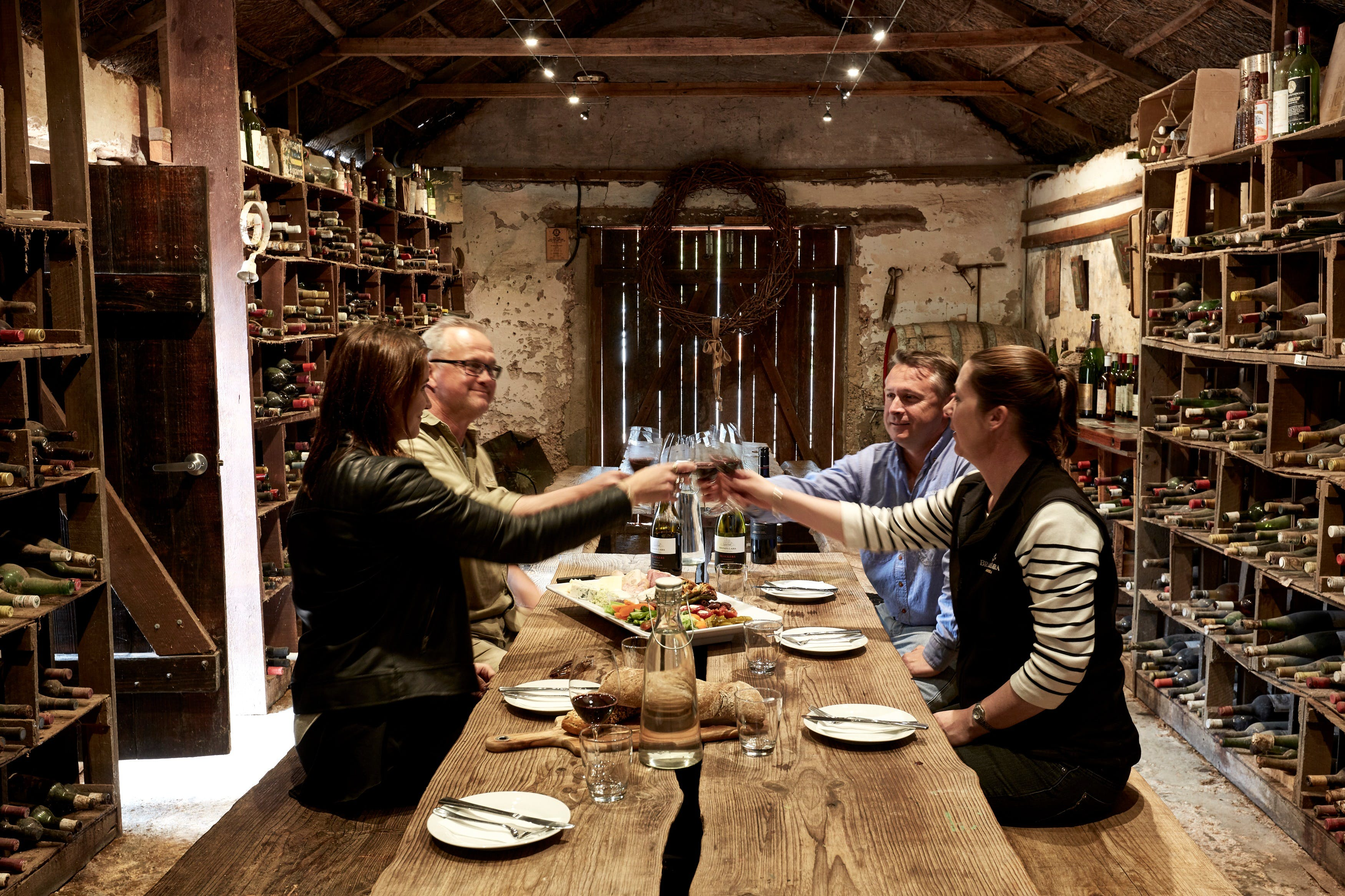 Coonawarra Cellar Dwellers - Accommodation Port Macquarie