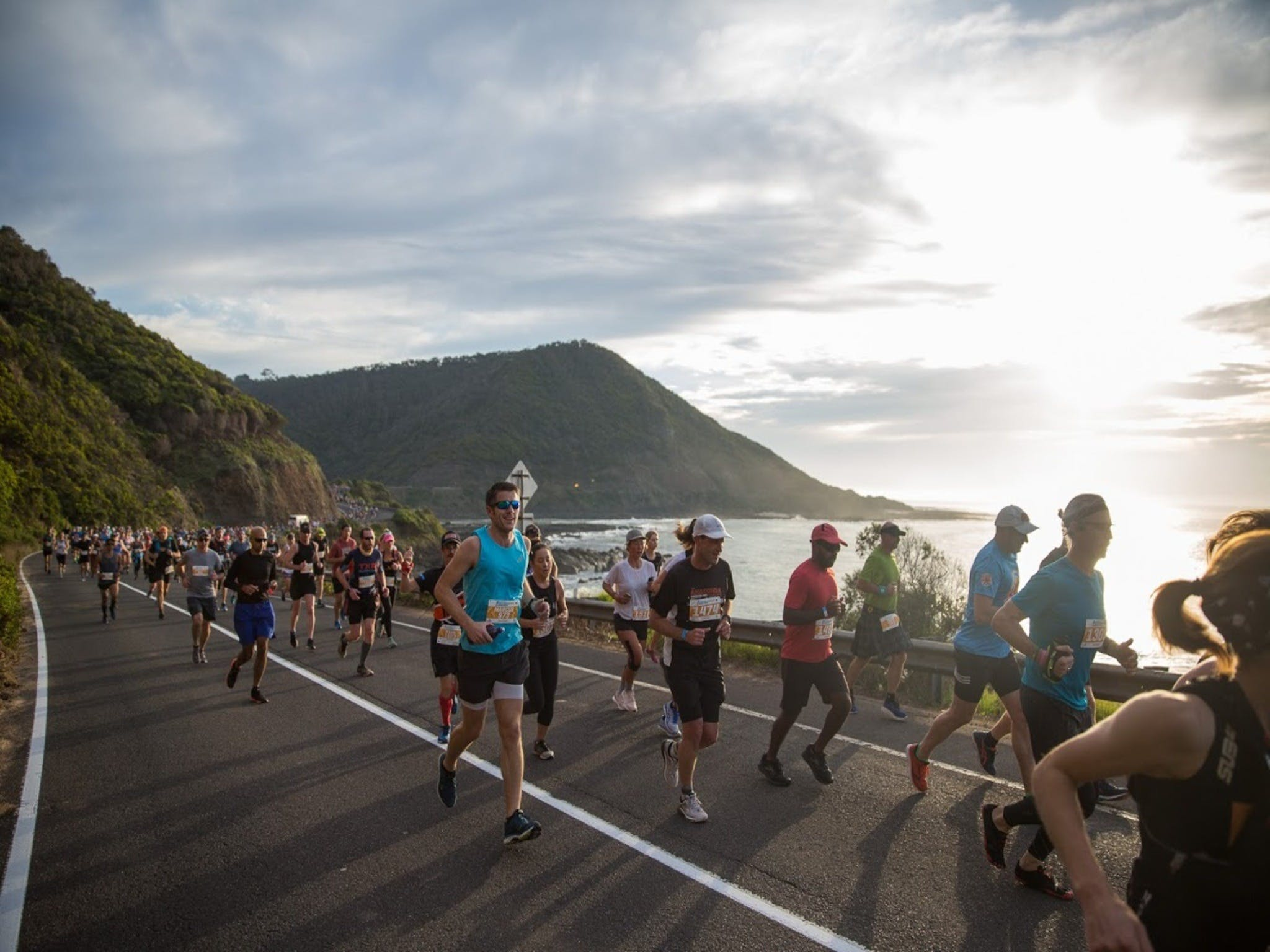 Great Ocean Road Running Festival - Accommodation Port Macquarie