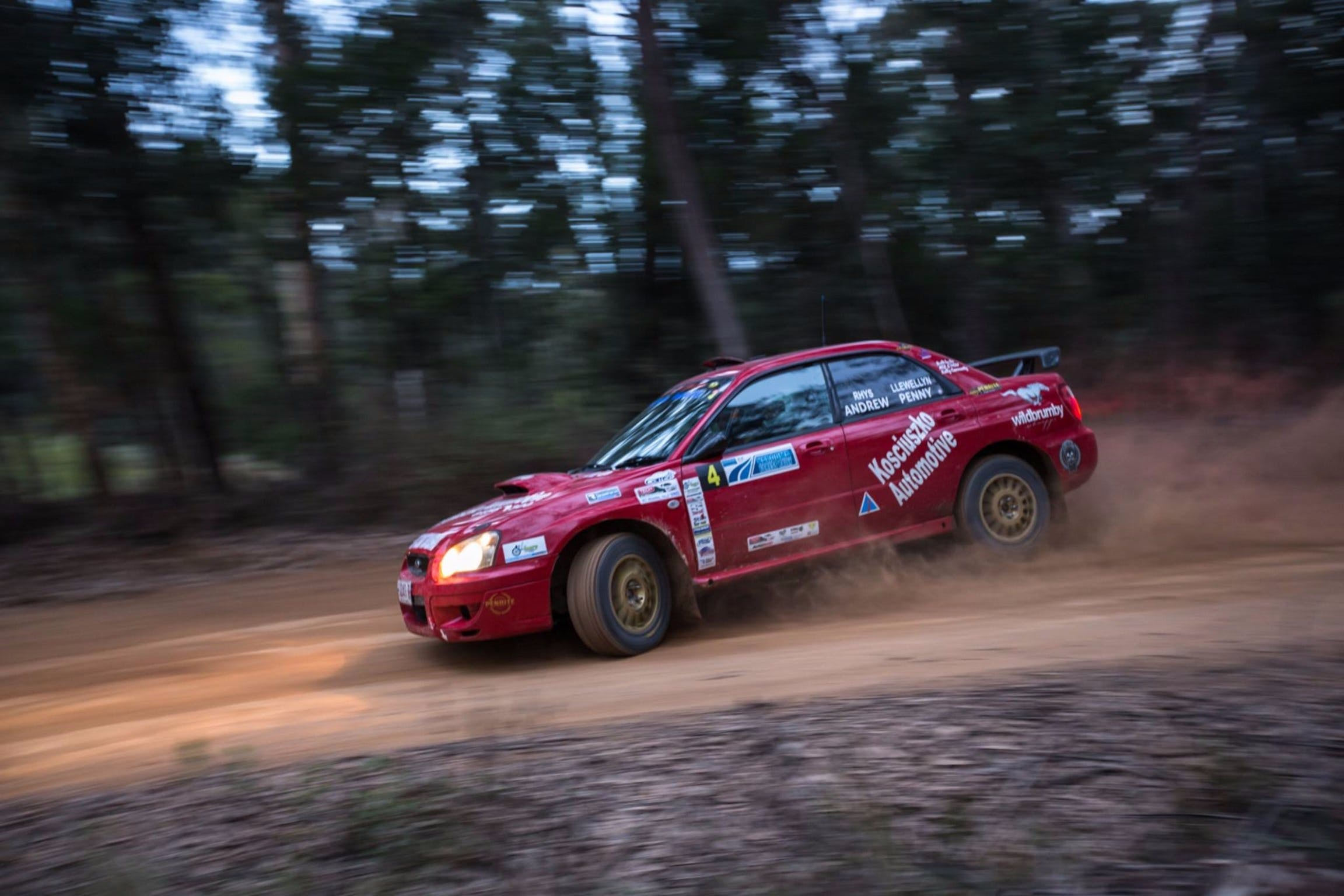 Narooma Forest Rally - Accommodation Port Macquarie