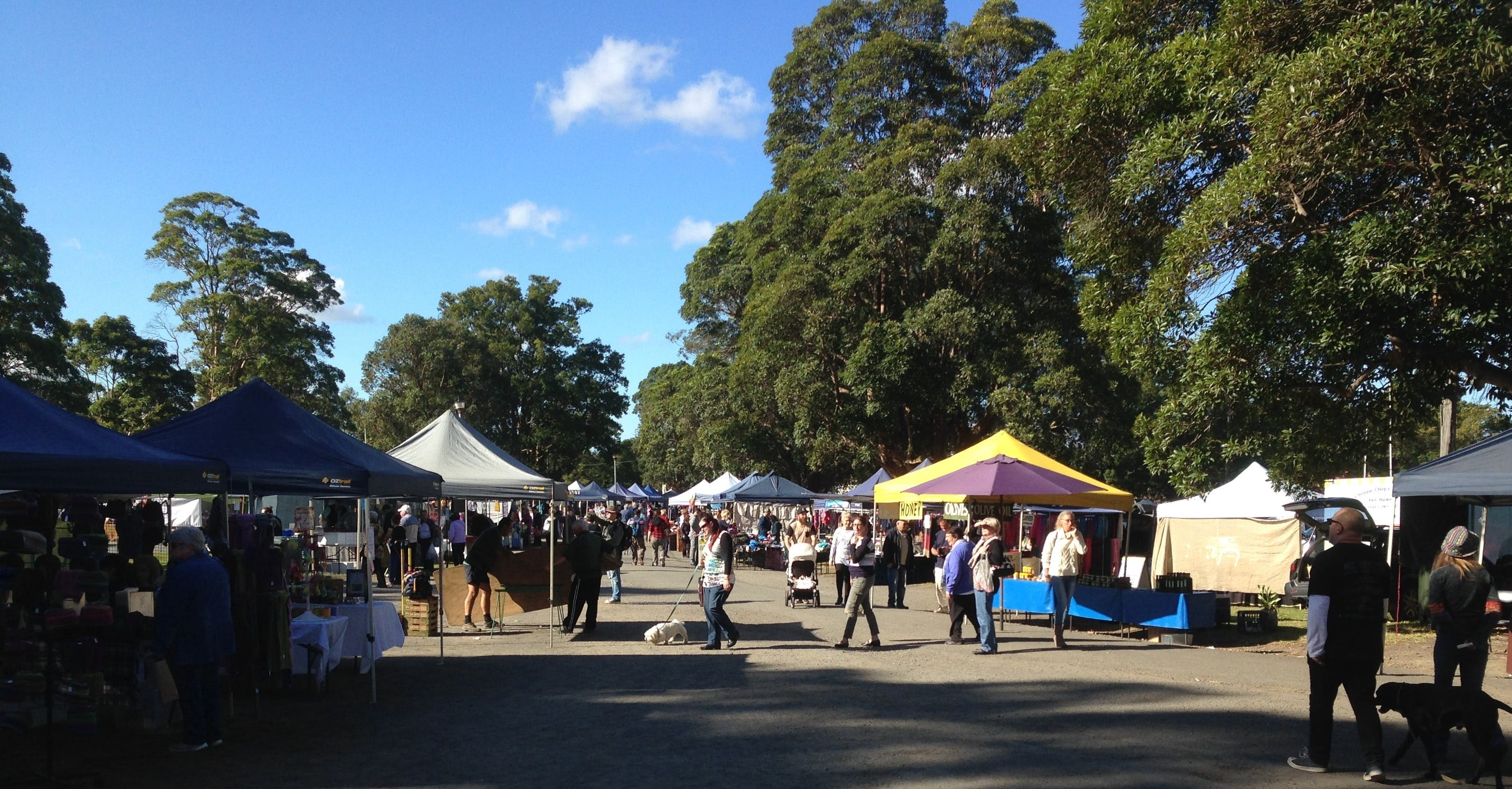 The Berry Markets - Accommodation Port Macquarie