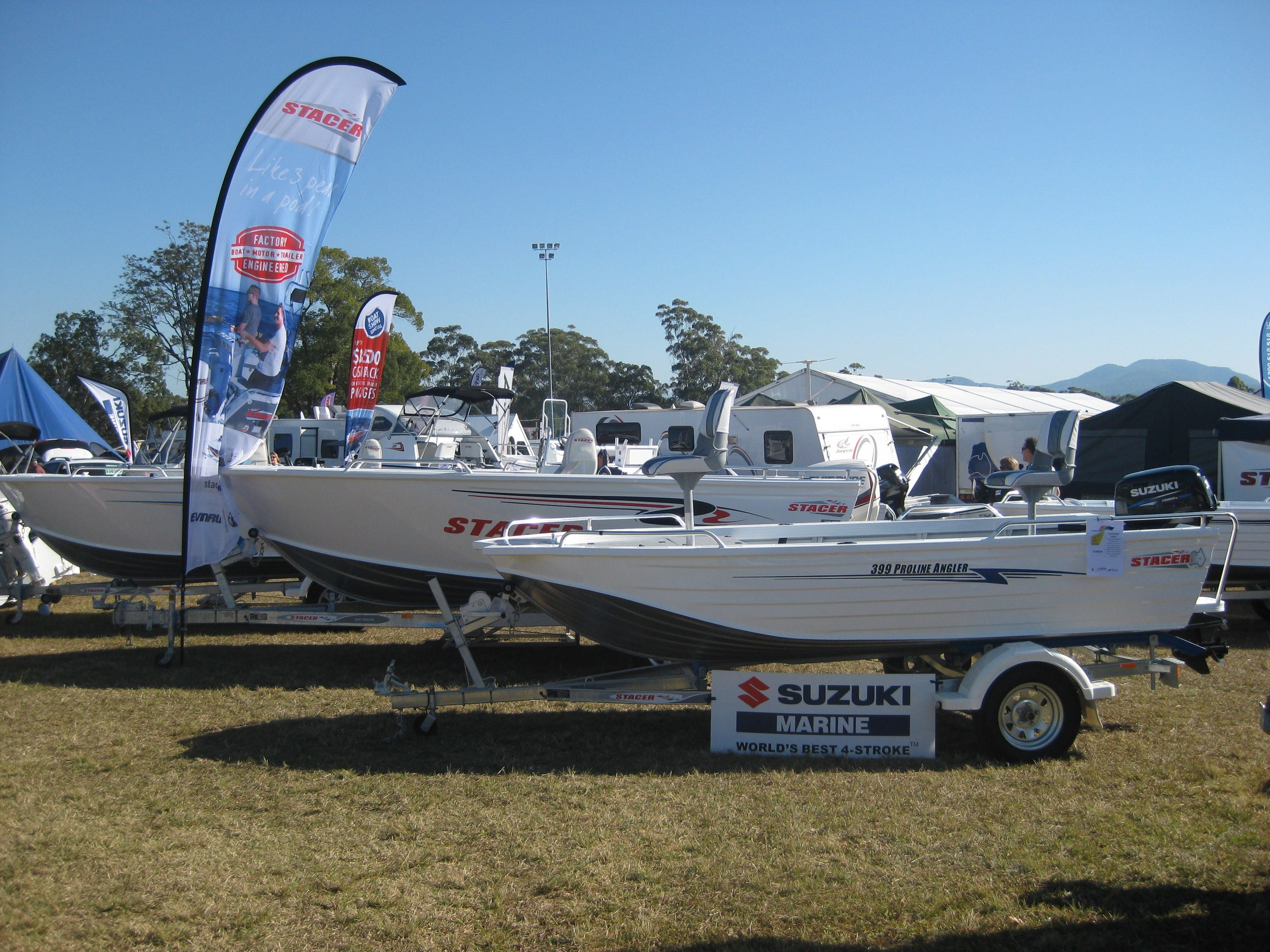 Mid North Coast Caravan Camping 4WD Fish and Boat Show - Accommodation Port Macquarie