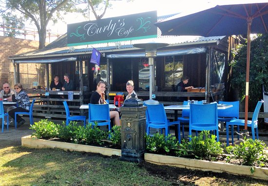 Curly's Cafe - Accommodation Port Macquarie