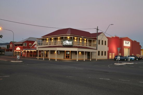 Great Western Hotel - Accommodation Port Macquarie