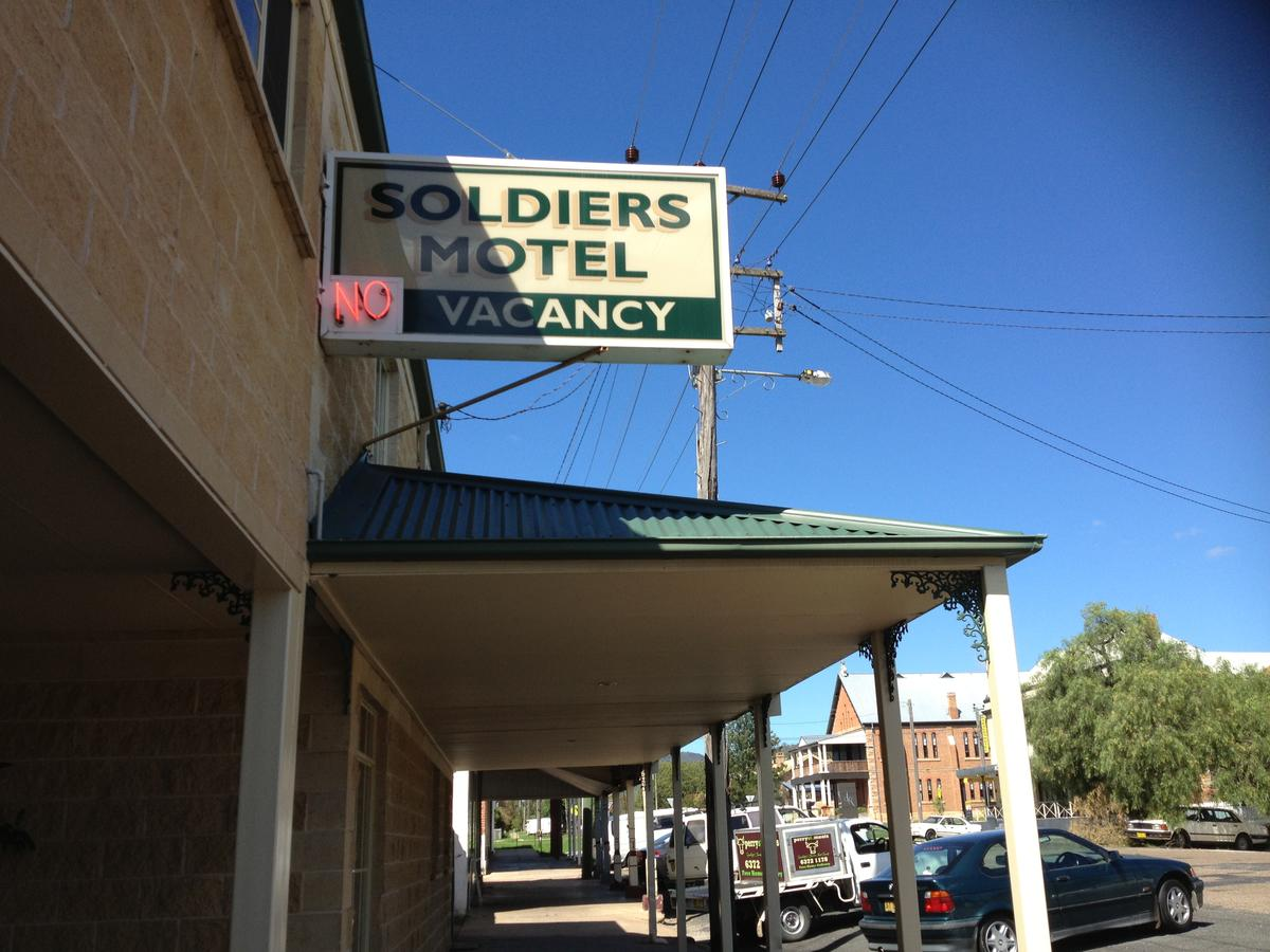 Soldiers Motel - Accommodation Port Macquarie
