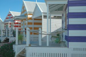 Beach Huts Middleton - Accommodation Port Macquarie