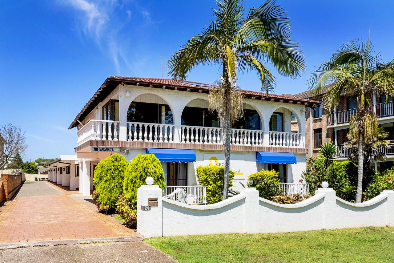 OCEAN BREEZE MOTEL - Accommodation Port Macquarie