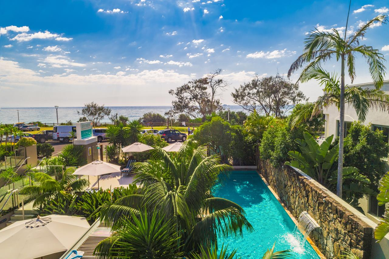 Bayview Beachfront Apartments - Accommodation Port Macquarie