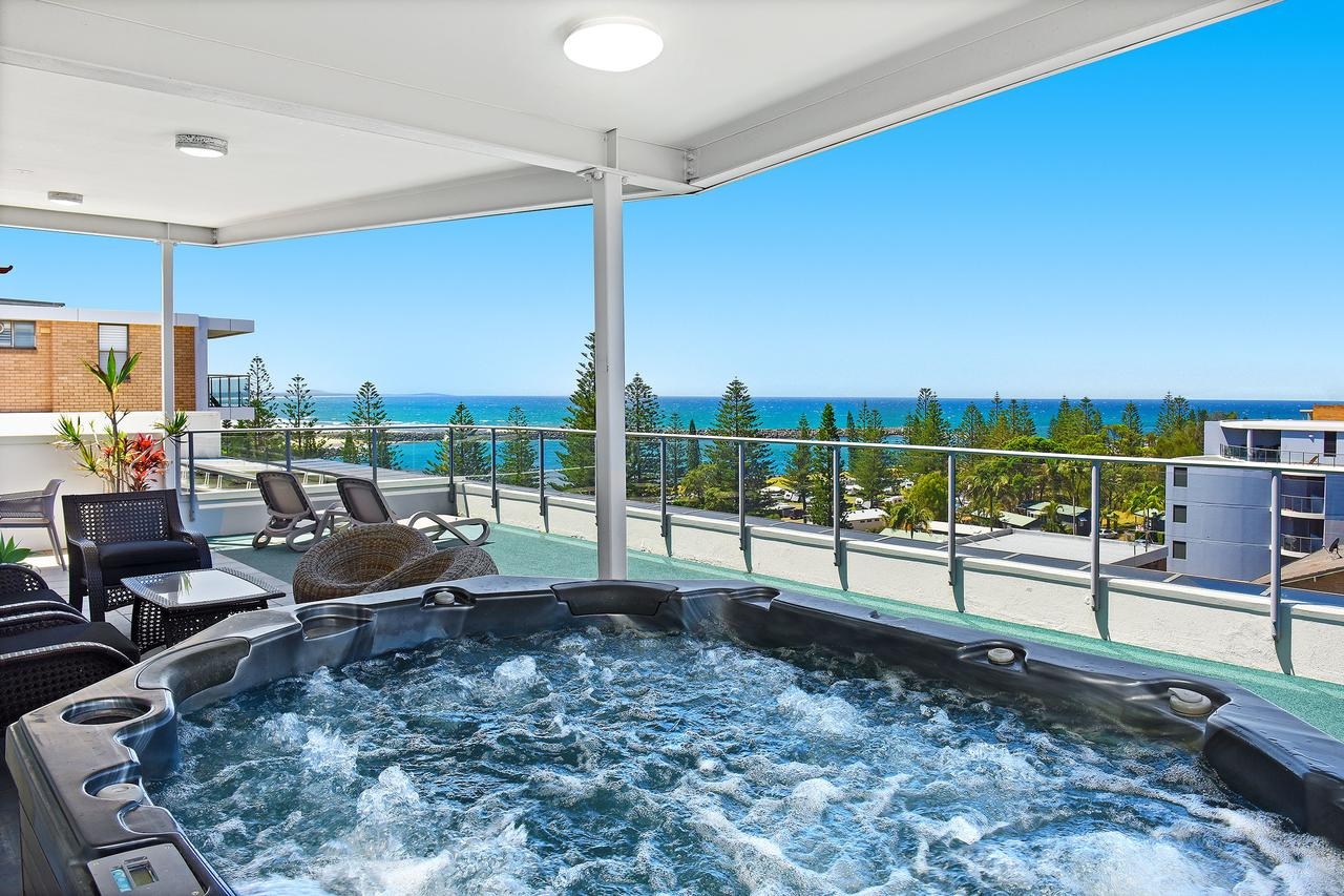 Macquarie Waters Boutique Apartment Hotel - Accommodation Port Macquarie