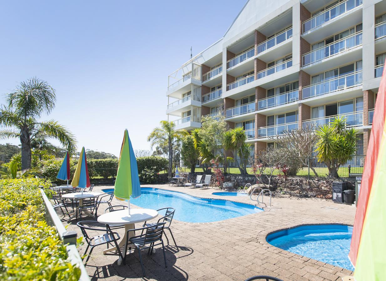 Marina Resort - Accommodation Port Macquarie