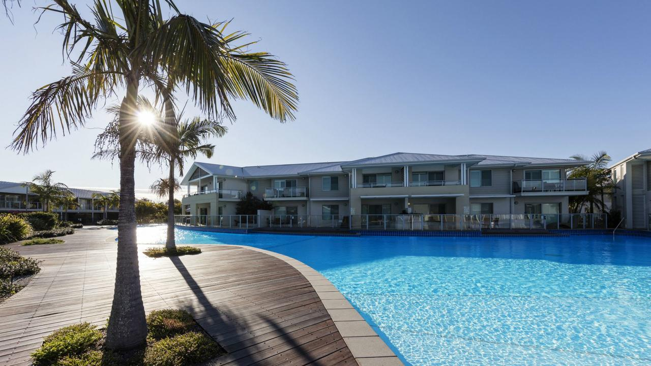 Oaks Pacific Blue Resort - Accommodation Port Macquarie