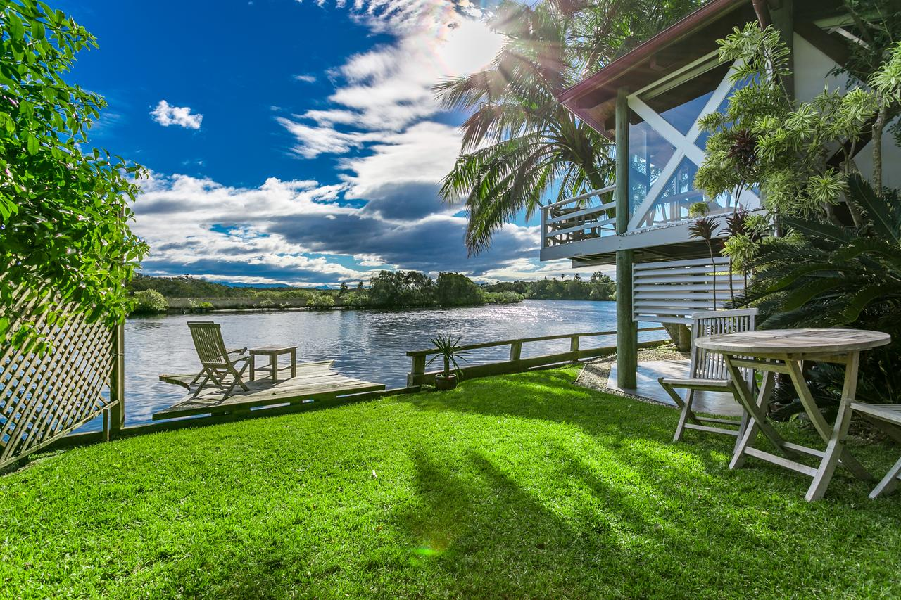 A Beach House At Byron - Accommodation Port Macquarie
