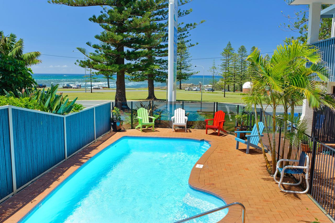 Beach House Holiday Apartments - Accommodation Port Macquarie