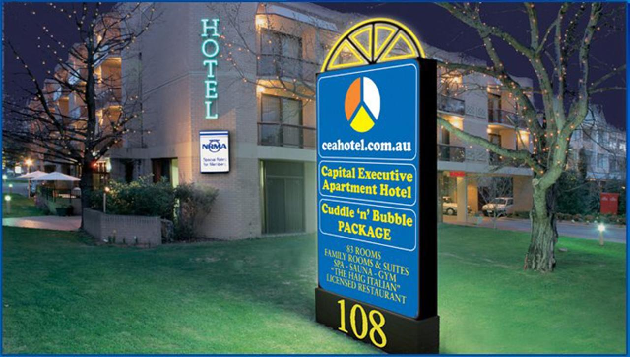 Capital Executive Apartment Hotel - Accommodation Port Macquarie