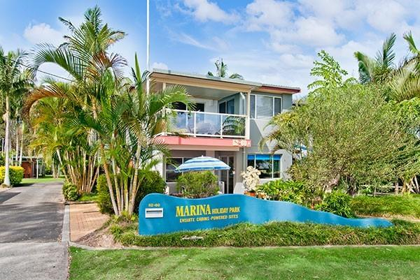 Marina Holiday Park - Accommodation Port Macquarie