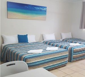 Maryborough City Motel - Accommodation Port Macquarie