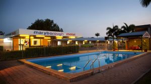 Maryborough Motel and Conference Centre - Accommodation Port Macquarie