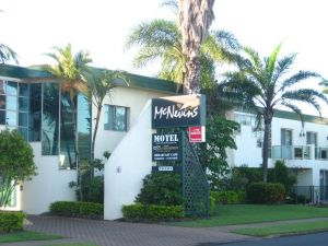 McNevins Maryborough Motel - Accommodation Port Macquarie