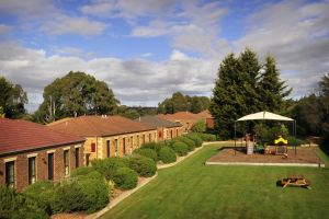 Country Club Villas - Accommodation Port Macquarie