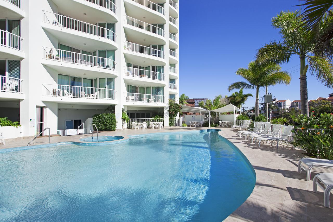 Crystal Bay On The Broadwater - Accommodation Port Macquarie