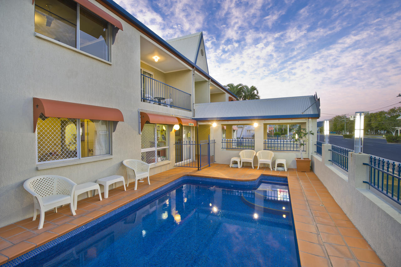 Rockhampton Serviced Apartments - Accommodation Port Macquarie
