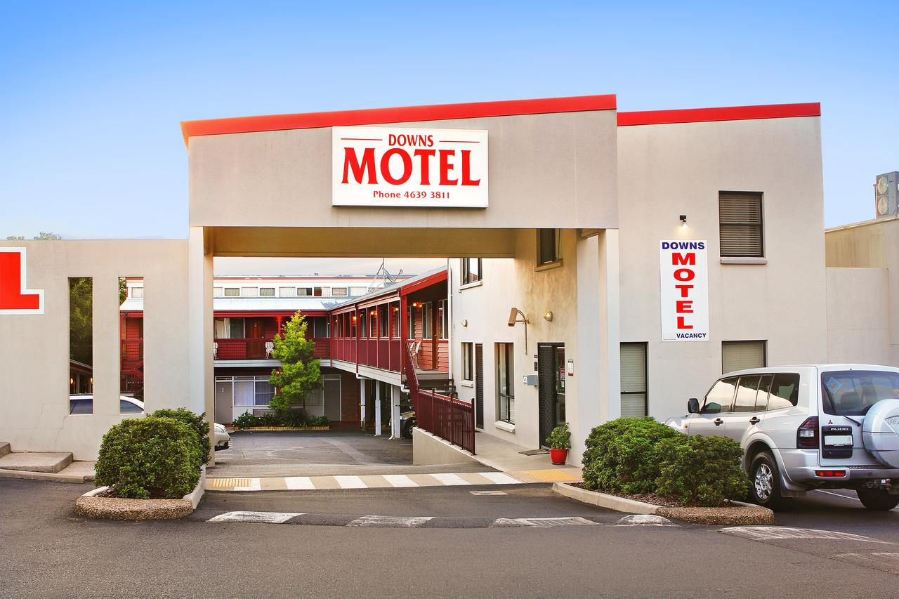 Downs Motel - Accommodation Port Macquarie