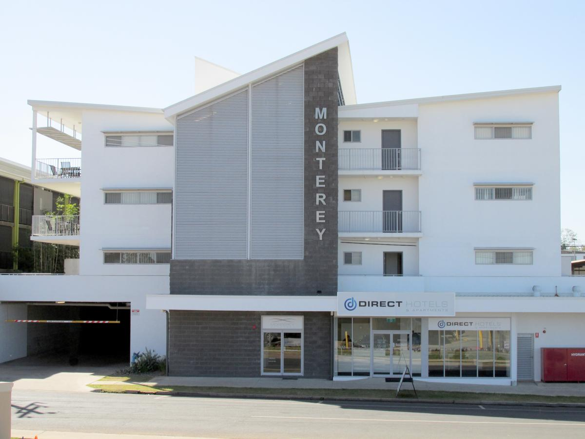 Direct Hotels - Monterey Moranbah - Accommodation Port Macquarie