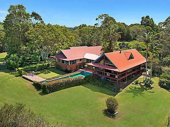 Toad Hall Byron Hinterland-Tintenbar - Accommodation Port Macquarie