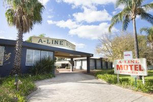 A Line Motel - Accommodation Port Macquarie