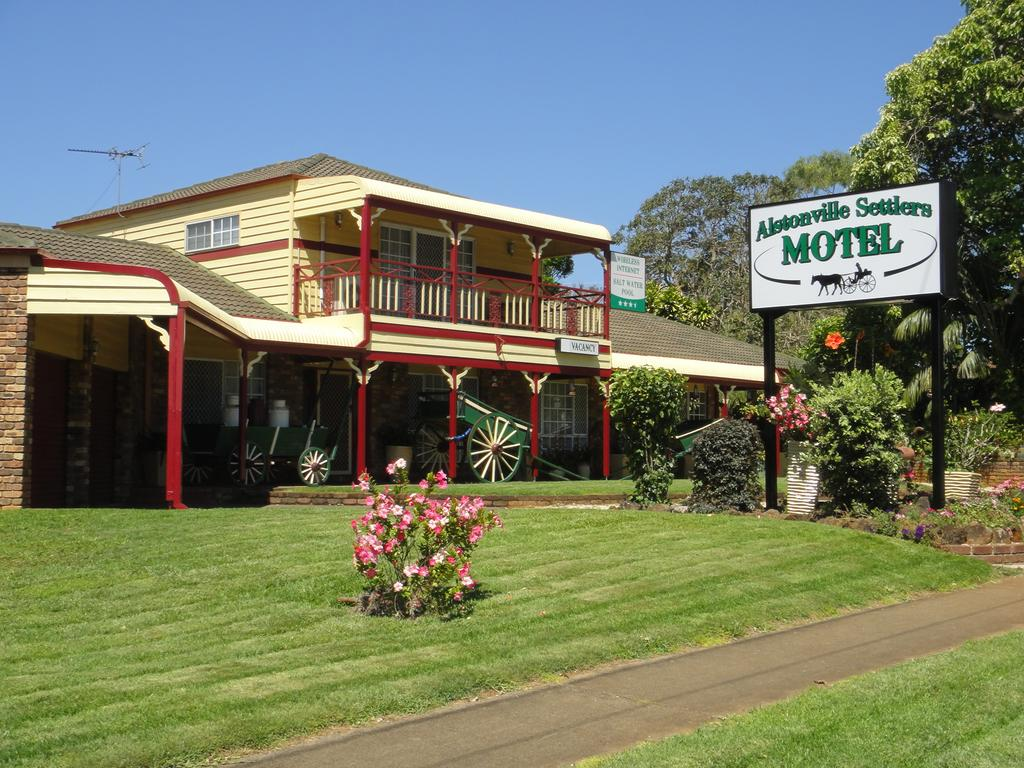 Alstonville Settlers Motel - Accommodation Port Macquarie