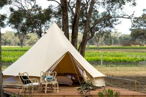 Balgownie Estate Winery Retreat  Restaurant - Accommodation Port Macquarie